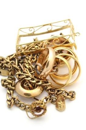 Gold Scrap Jewellry